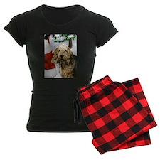 Otterhound Christmas Pajamas