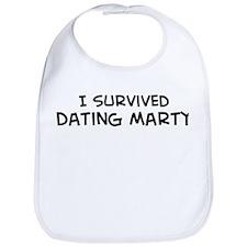 Survived Dating Marty Bib