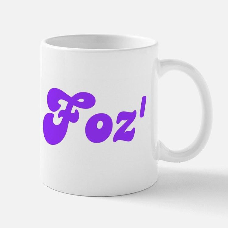 'Mrs Foz' Mug
