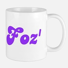 'Mrs Foz' Small Mugs