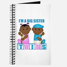 I'm A Big Sister (DBG:blk) Journal