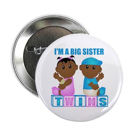 I'm A Big Sister (DBG:blk) Button
