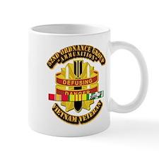 Army - 52nd Ordnance Group w/ SVC Ribbons Mug
