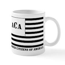 Unique Armed citizen Small Mug