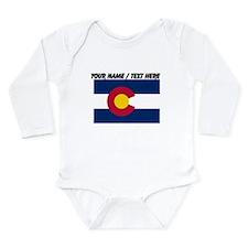 Custom Colorado State Flag Body Suit