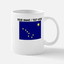 Custom Alaska State Flag Mug