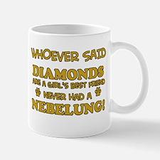 Funny Nebelung designs Mug