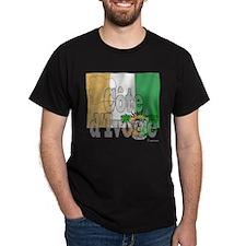 Silky Flag of Cote d'Ivoire T-Shirt