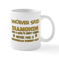 Funny Norwegian Forest Cat designs Mug