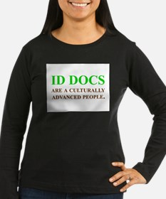 ID Docs Long Sleeve T-Shirt