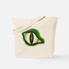 Monster Eye Tote Bag