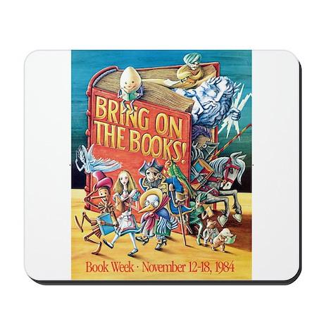 1984 Children's Book Week Mousepad
