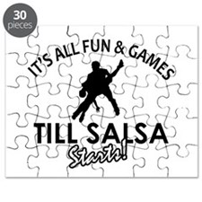 Salsa gear and merchandise Puzzle