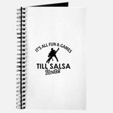 Salsa gear and merchandise Journal