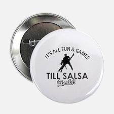 "Salsa gear and merchandise 2.25"" Button (10 pack)"