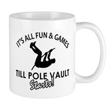 Pole Vault gear and merchandise Mug