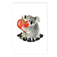 I Love Koalas Postcards (Package of 8)