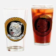 GLEN OF IMAAL TERRIER Drinking Glass