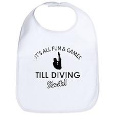 Diving gear and merchandise Bib