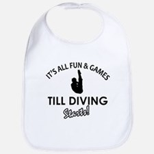 Diving gear and merchandise Bib