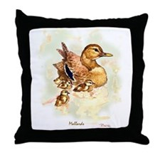 """Birds and Young """"Mallard Ducks"""" Peter Bere Design"""