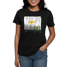 Silky Flag of Cyprus (Greek) Tee