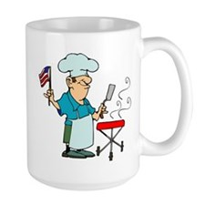 Celebration of 4th July Mug