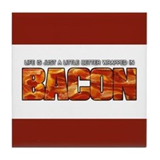 Bacon... Tile Coaster