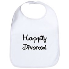 Happily Divorced 1 Bib
