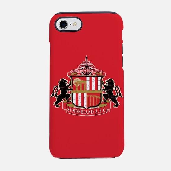Vintage Sunderland AFC Crest F iPhone 7 Tough Case