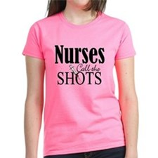 Nurses Call The Shots Tee