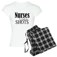 Nurses Call The Shots Pajamas