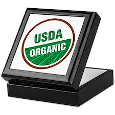 USDA Organic Keepsake Box