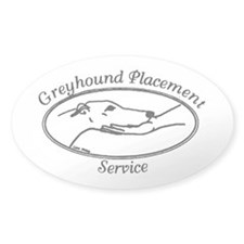 Greyhound Placement Service of NH Decal