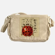 WWLadybug©jwf Messenger Bag