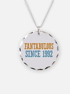 Fantabulous Since 1992 Necklace