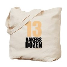 Bakers Dozen Tote Bag