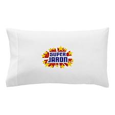Jaron the Super Hero Pillow Case