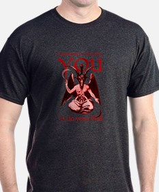 Baphomet Wants You T-Shirt