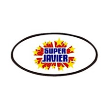 Javier the Super Hero Patches