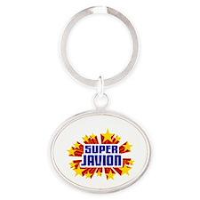 Javion the Super Hero Keychains