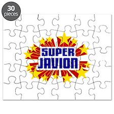 Javion the Super Hero Puzzle
