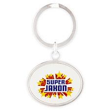 Jaxon the Super Hero Keychains