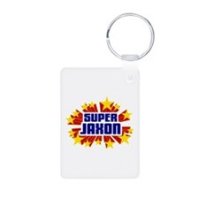 Jaxon the Super Hero Keychains