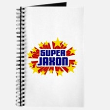 Jaxon the Super Hero Journal