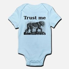 Trust me. I am a lioness. Body Suit