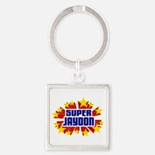 Jaydon the Super Hero Keychains