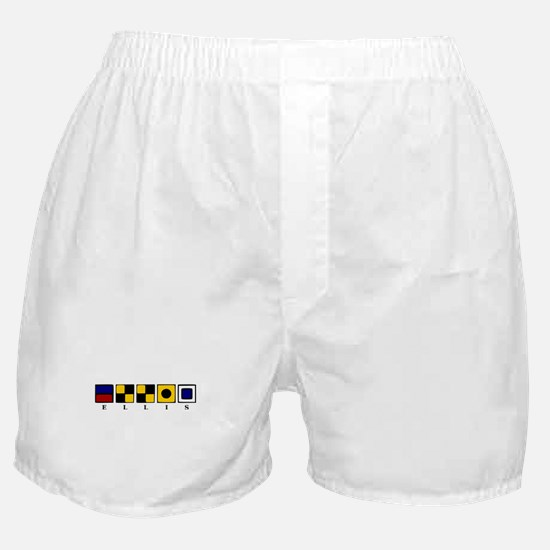 Nautical Boxer Shorts
