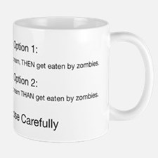 Then/Than Small Mugs