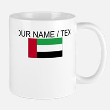 Custom United Arab Emirates Flag Mug